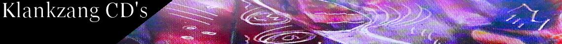 Klankzang CD's pagina strook