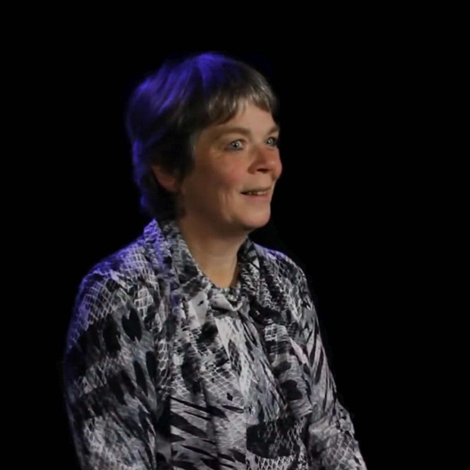 Jeanette vertelt over de klankzangsessies